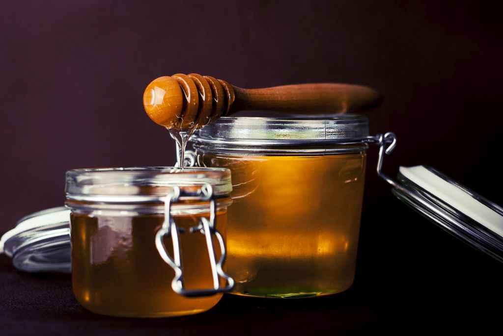Mascarillas de miel para el cabello
